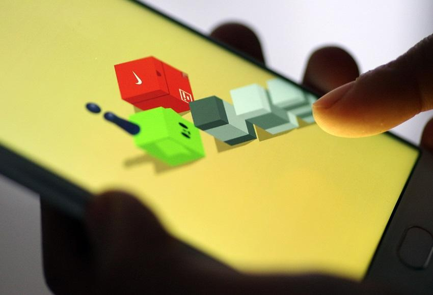 疯狂的微信小游戏